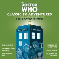 Doctor Who: Classic TV Adventures Collection Two - Robert Holmes - audiobook