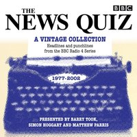 News Quiz: A Vintage Collection - Alan Coren - audiobook