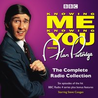 Knowing Me Knowing You With Alan Partridge - Patrick Marber - audiobook
