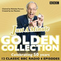 Just a Minute: The Golden Collection - Paul Merton - audiobook
