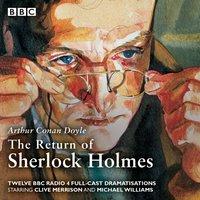 Return of Sherlock Holmes - Arthur Conan Doyle - audiobook