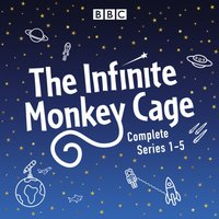 Infinite Monkey Cage - Brian Cox - audiobook