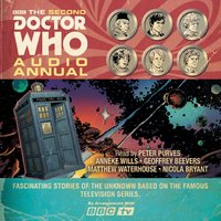 Second Doctor Who Audio Annual - BBC Audio - audiobook