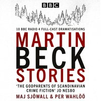 Martin Beck Stories - Per Wahloo - audiobook