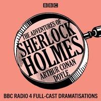 Adventures of Sherlock Holmes - Arthur Conan Doyle - audiobook