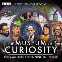 Museum of Curiosity: Series 9-12 - John Lloyd - audiobook