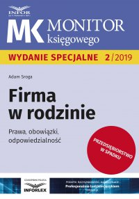 Firma w rodzinie - Adam Sroga - ebook
