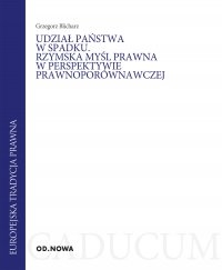 Udział państwa w spadku - Grzegorz Blicharz - ebook