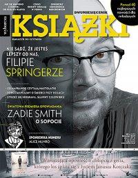 Książki. Magazyn do czytania 4/2019