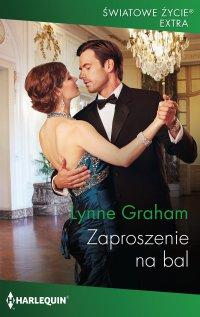 Zaproszenie na bal - Lynne Graham - ebook