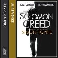 Solomon Creed - Simon Toyne - audiobook