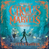 Darkening King (Ned's Circus of Marvels, Book 3) - Justin Fisher - audiobook