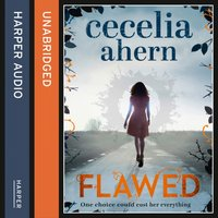 Flawed - Cecelia Ahern - audiobook