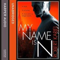 My Name is N - Robert Karjel - audiobook