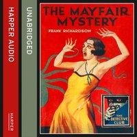 Mayfair Mystery - Frank Richardson - audiobook
