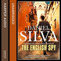 English Spy - Daniel Silva - audiobook