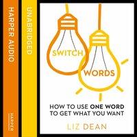 Switchwords - Liz Dean - audiobook