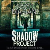 Shadow Project (Ben Hope, Book 5) - Scott Mariani - audiobook