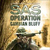 Gambian Bluff - David Monnery - audiobook