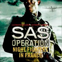 Night Fighters in France - Shaun Clarke - audiobook
