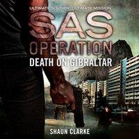 Death on Gibraltar - Shaun Clarke - audiobook