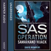 Samarkand Hijack - David Monnery - audiobook