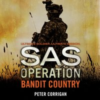 Bandit Country - Peter Corrigan - audiobook