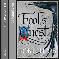 Fool's Quest: Part Two (Fitz and the Fool, Book 2) - Robin Hobb - audiobook