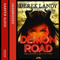 Demon Road (The Demon Road Trilogy, Book 1) - Derek Landy - audiobook