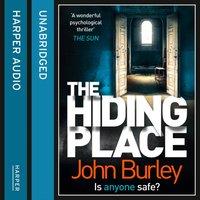 HIDING PLACE - John Burley - audiobook
