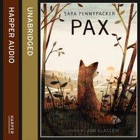 Pax - Sara Pennypacker - audiobook