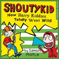 How Harry Riddles Totally Went Wild - Simon Mayle - audiobook