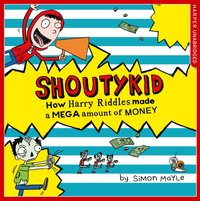 How Harry Riddles Made a Mega Amount of Money - Simon Mayle - audiobook