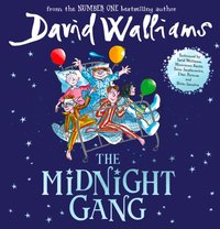 Midnight Gang - David Walliams - audiobook