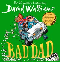 Bad Dad - David Walliams - audiobook