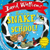 There's A Snake In My School! - Tony Ross - audiobook