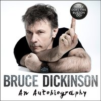 What Does This Button Do? - Bruce Dickinson - audiobook