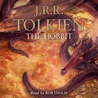 Hobbit - J.R.R. Tolkien - audiobook