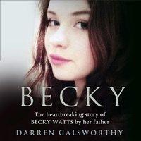 Becky - Darren Galsworthy - audiobook