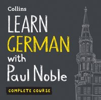 Learn German with Paul Noble - Complete Course - Paul Noble - audiobook