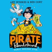 Pirate Blunderbeard - Amy Sparkes - audiobook