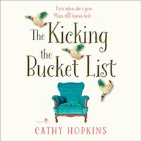 Kicking the Bucket List - Cathy Hopkins - audiobook
