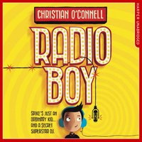 Radio Boy - Christian O'Connell - audiobook