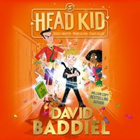 Head Kid - David Baddiel - audiobook
