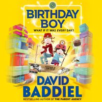 Birthday Boy - David Baddiel - audiobook