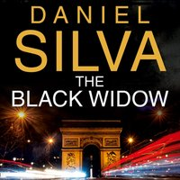Black Widow - Daniel Silva - audiobook