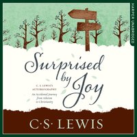 Surprised By Joy - C. S. Lewis - audiobook