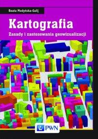 Kartografia - Beata Medyńska-Gulij - ebook