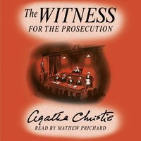 Witness For The Prosecution - Agatha Christie - audiobook