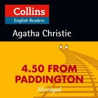 4.50 From Paddington: B2 (Collins Agatha Christie ELT Readers) - Agatha Christie - audiobook